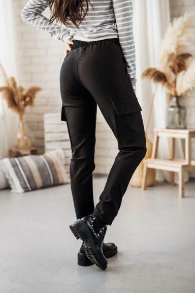 Cocomore czarne spodnie L